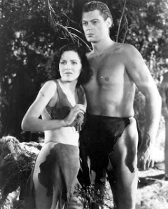 'Me Tarzan, you Jane'. Is this me?